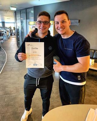 Dozent für die Fitnesstrainer Ausbildung in Berlin