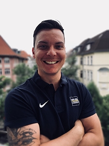 Fitnesstrainer Ausbildung Berlin Dozent Eric Heckel