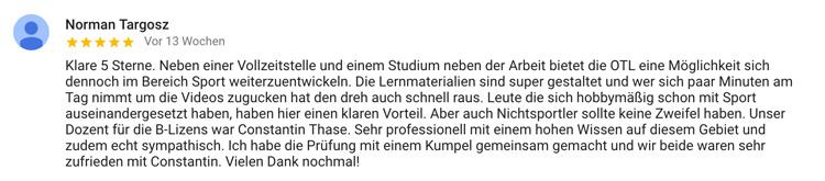 Bochum Standort Bewertung Norman