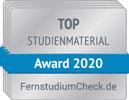 Top Studienmaterial 2020 Award