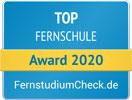 Top Fernschule 2020 Award